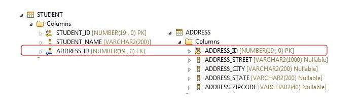ONE TO ONE XML MAPPING WITH FOREIGN KEY ASSOCIATION