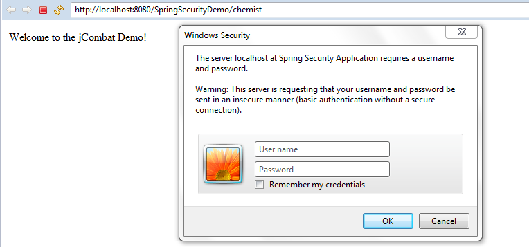 Spring Security LDAP Authentication - jCombat
