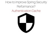 Spring Security performance